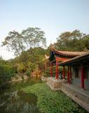 temple chinois Image libre de droits