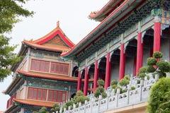 Temple chinois en Thaïlande images stock