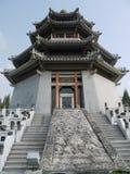 Temple chinois merveilleux photo stock