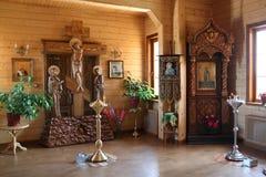 Temple chrétien photographie stock