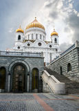 Temple of the Christ of the Savior Stock Image