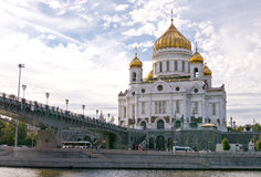 Temple of Christ the Savior Royalty Free Stock Photo
