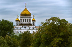 Temple of the Christ of the Savior Stock Photography