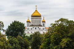 Temple of the Christ of the Savior Royalty Free Stock Photography