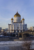 Temple of Christ the Saviour Royalty Free Stock Image