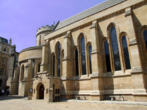 Temple Church Royalty Free Stock Photography