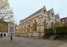 Temple Church Royalty Free Stock Image
