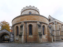 The Temple Church Royalty Free Stock Images
