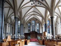 Temple Church, London Royalty Free Stock Photography