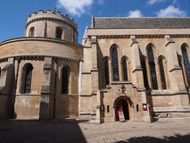Temple Church, London Stock Photo