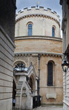 Temple Church Medieval Building London Stock Image