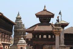 Temple City Bhaktapur Royalty Free Stock Photography