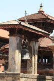Temple City Bhaktapur Royalty Free Stock Photos