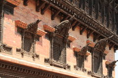Temple City Bhaktapur Stock Images