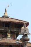 Temple City Bhaktapur Royalty Free Stock Photo
