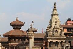 Temple City Bhaktapur Stock Photography