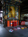 Temple in the City of Guiyang, China Royalty Free Stock Photo