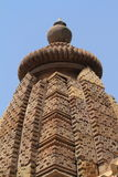 The Temple City of Khajuraho Royalty Free Stock Images