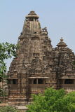 The Temple City of Khajuraho Royalty Free Stock Photo