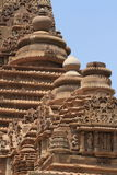 The Temple City of Khajuraho Royalty Free Stock Image