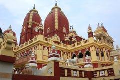 Temple coloré Photographie stock libre de droits