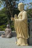 Temple comples near Kaohsiung Martyrs Shrine, Taiwan Stock Photo