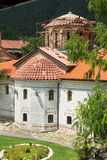 Temple complex in Bachkovo Monastery royalty free stock photography
