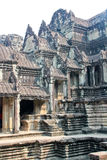 Temple complex in Cambodia, dedicated to Lord Vishnu. Cambodia Angkor Wat Stock Photo