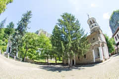 The temple complex of Dryanovo Monastery in Bulgaria Stock Images