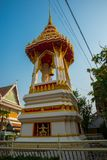 The temple complex of Phra Narai the city of Nakhon Ratchasima. Thailand. Royalty Free Stock Images