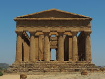 Temple of Concord Stock Photography