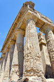 Temple of Concordia - Valley of the Temples Royalty Free Stock Photos