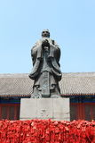 The Temple of Confucius at Beijing Royalty Free Stock Photos