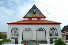 Temple construit antique Images stock