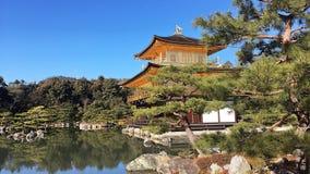 Temple d'or image libre de droits