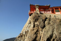 Temple d'Abuto-kannon Images stock