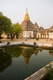Temple d'Ananda image libre de droits