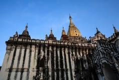 Temple d'Ananda Images libres de droits