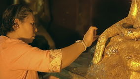 Temple d'Ananda banque de vidéos