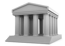 Temple - 3D Stock Photo