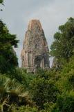 Temple d'Angkor Image libre de droits