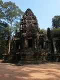 Temple d'Angkor, Cambodge, Asie du Sud-Est photographie stock libre de droits