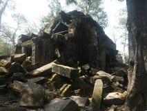 Temple d'Angkor, Cambodge, Asie du Sud-Est image libre de droits