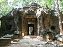 Temple d'Angkor, Cambodge, Asie du Sud-Est photos stock