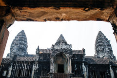 Temple d'Angkor Vat Photos stock