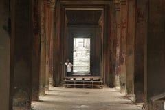 Temple d'Angkor Vat Image stock