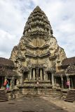 Temple d'Angkor Vat chez Siem Reap au Cambodge Photo stock