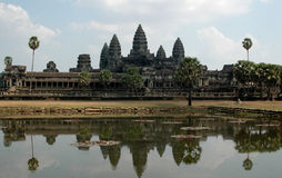 Temple d'Angkor Wat Image stock