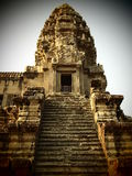 Temple d'Angkor Wat Photo stock