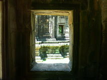 Temple d'Angkor Wat Photographie stock